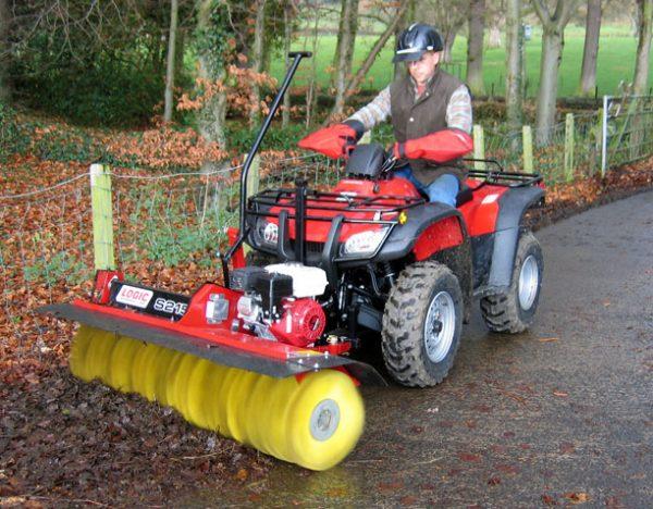 ATV Quad veegmachine