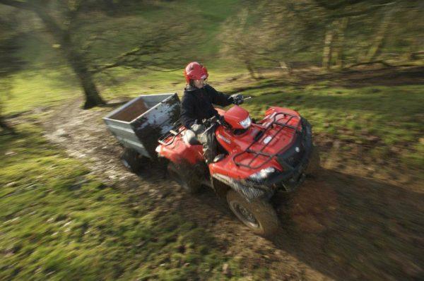 Aanhanger quad ATV