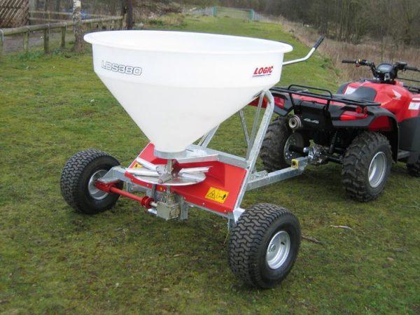 Kunstmeststrooier-ATV-LDS380