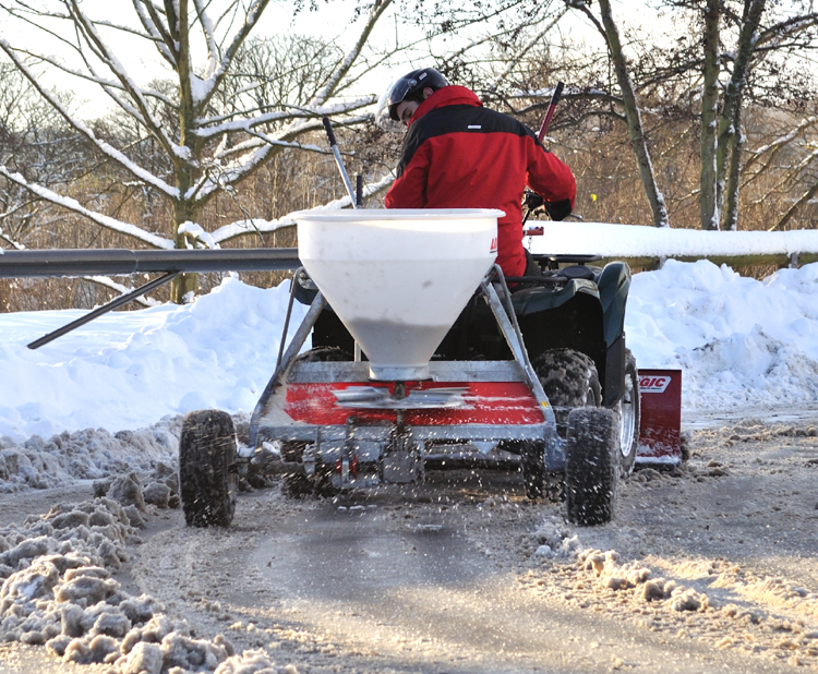 Berühmt Sneeuwschuiver voor quad en ATV | S221 | ProQuad Equipment &TS_85