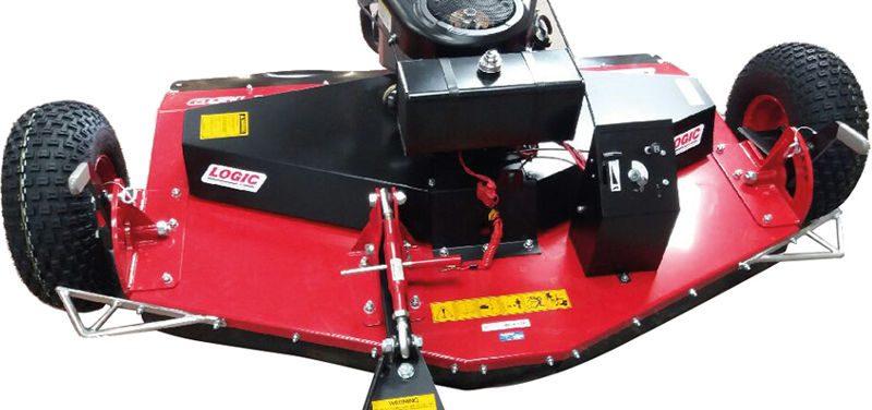 Maaier ATV TRM150 elektrische start
